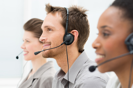 Inbound call center, marketing automation